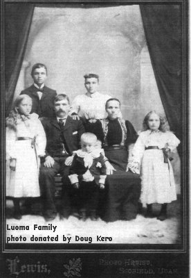 Luoma family