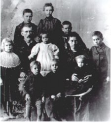 James Nielsen family