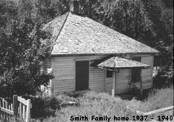Lou Smith Family home